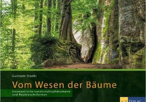 """Cover des Buches """"Vom Wesen der Bäume"""""""