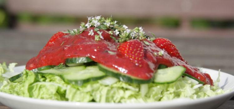 Echte Beeren – Falsche Beeren – Salat