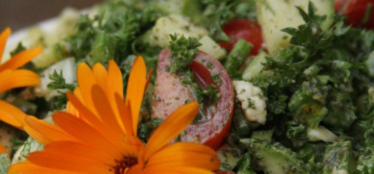 Herbstsalat