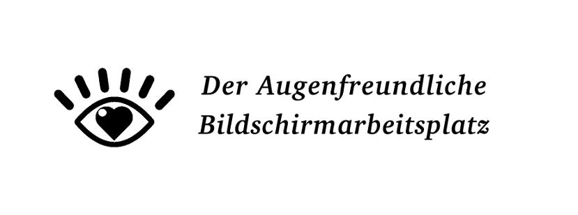 Logo Augenfreundlicher Arbeitsplatz