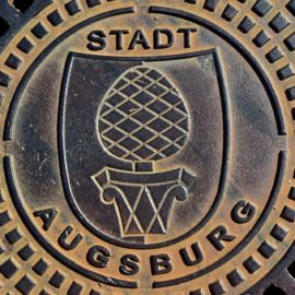 Die weibliche Seele der Stadt Augsburg