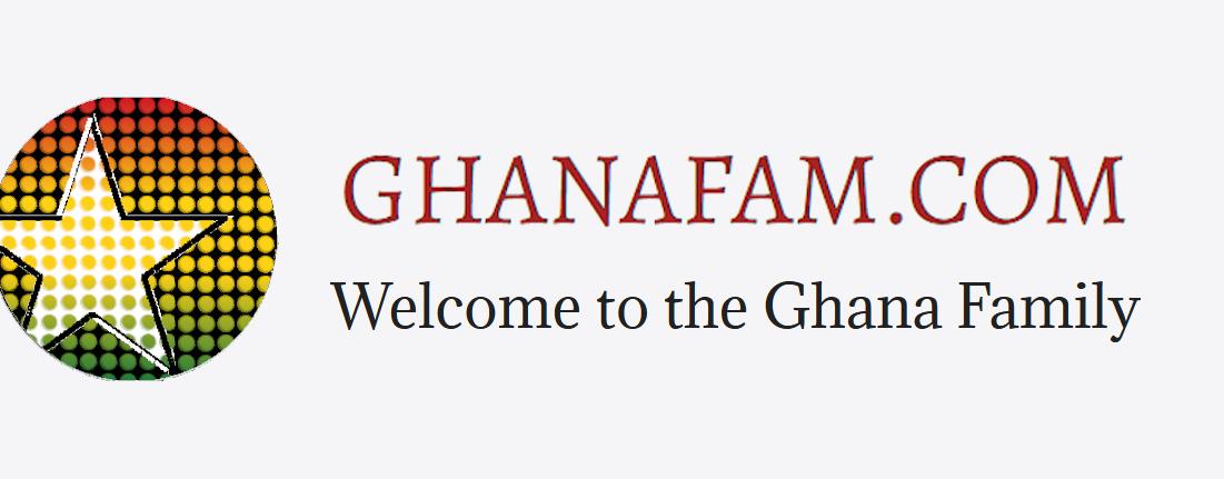 Ghanafam.com Homepage